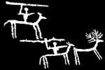 caccia al cervo graffito.jpg